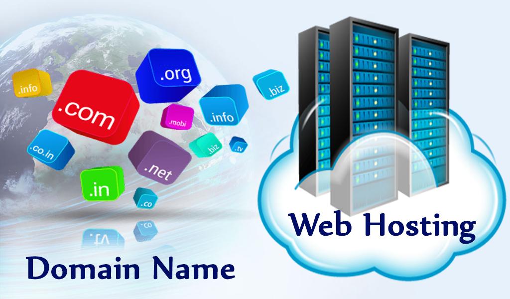 Your E-Commerce Domain & Web Hosting